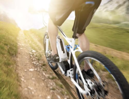 Fare sport con una bici con motore Bosch