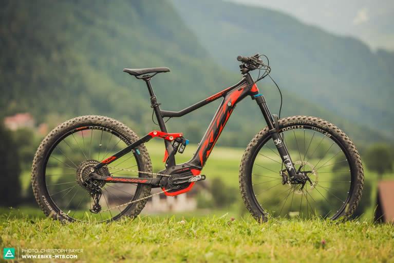 E Bike Ktm 2018 Catalogo E Listino Prezzi Ufficiale Hybrid Bikes