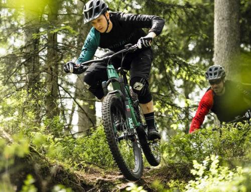 La scala di difficoltà dei percorsi in Mountain Bike