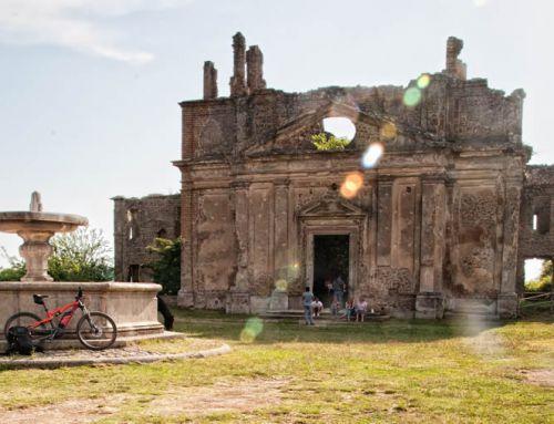 Antica Monterano e mola di Oriolo